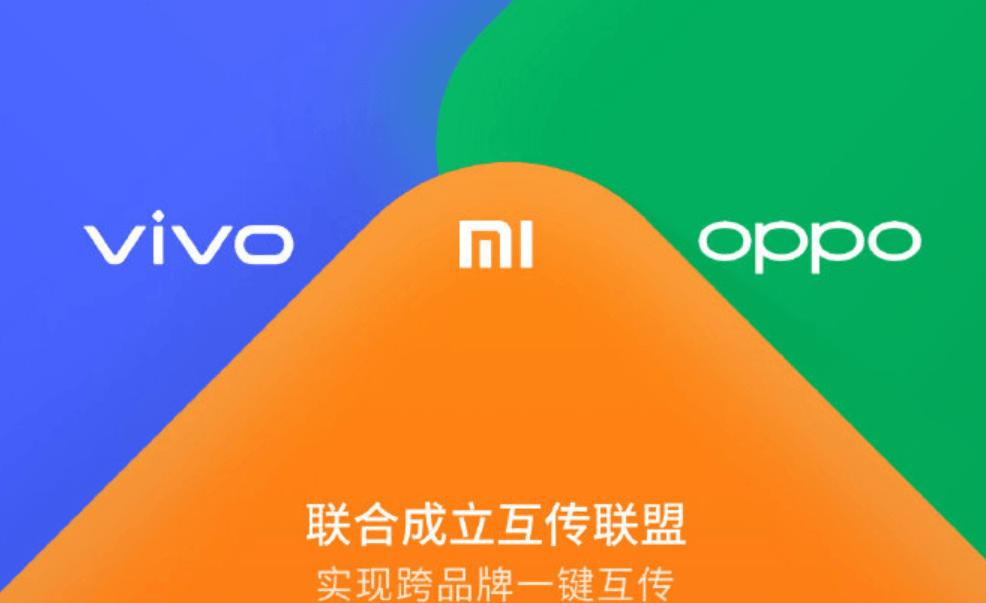 Vivo, Oppo, Xiaomi