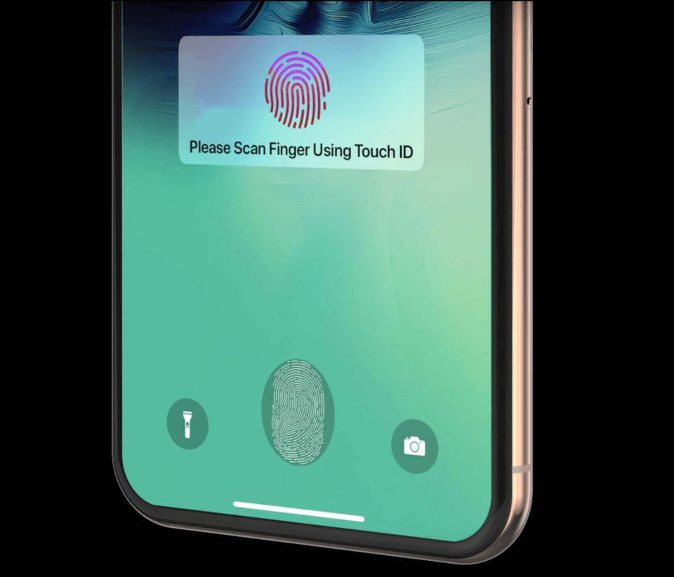 Apple iPhone 2021 touch id