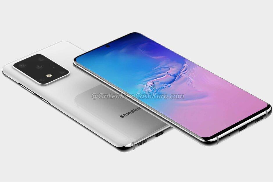 Samsung Galaxy S20 Series 1