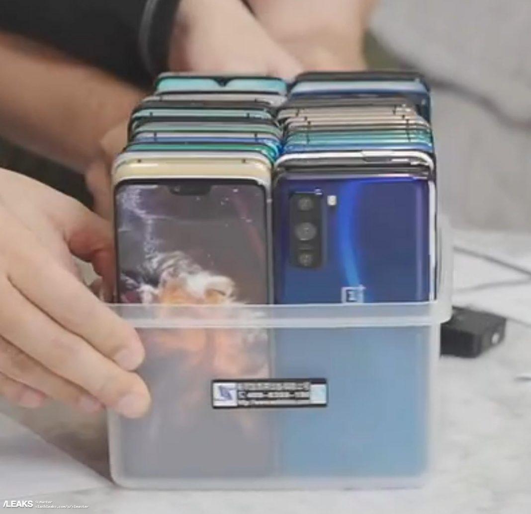 OnePlus 8 lite live photos