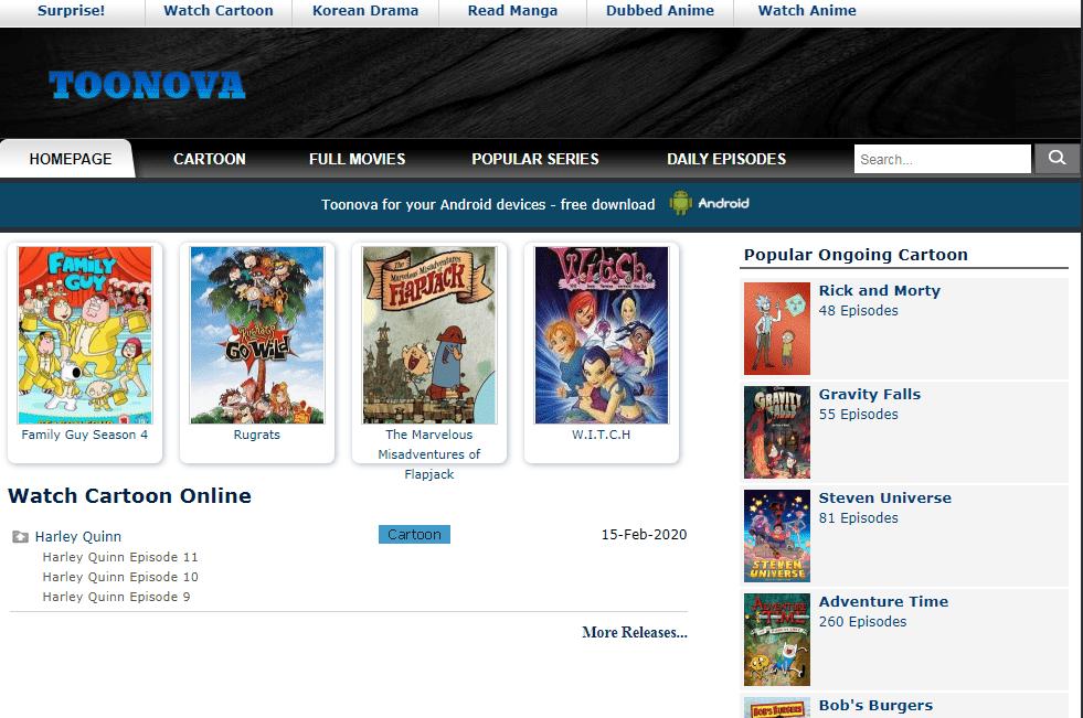 Toonova.net