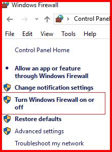 fix Nvidia driver crash turn off firewall