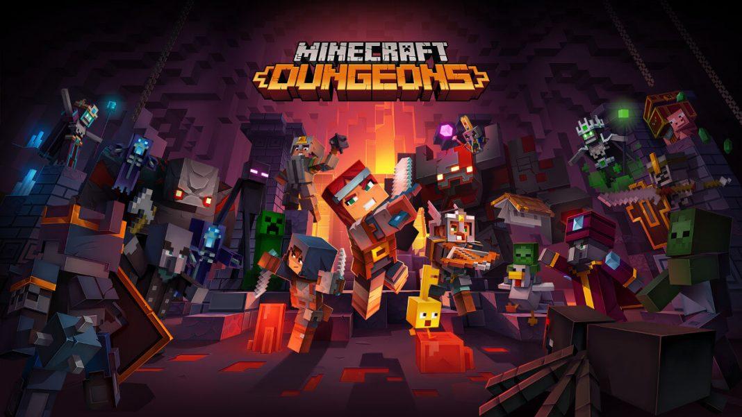 Minecraft Dungeons new update