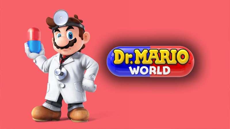 Dr. Mario World for mobile will be shut down on November 1st by Nintendo
