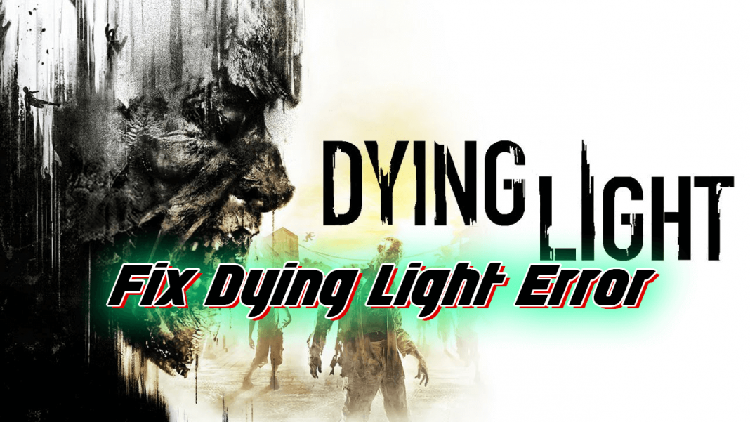Dying Light Error 0xc000007b, Missing MSVCP140.dll and VCRUNTIME140.dll Error