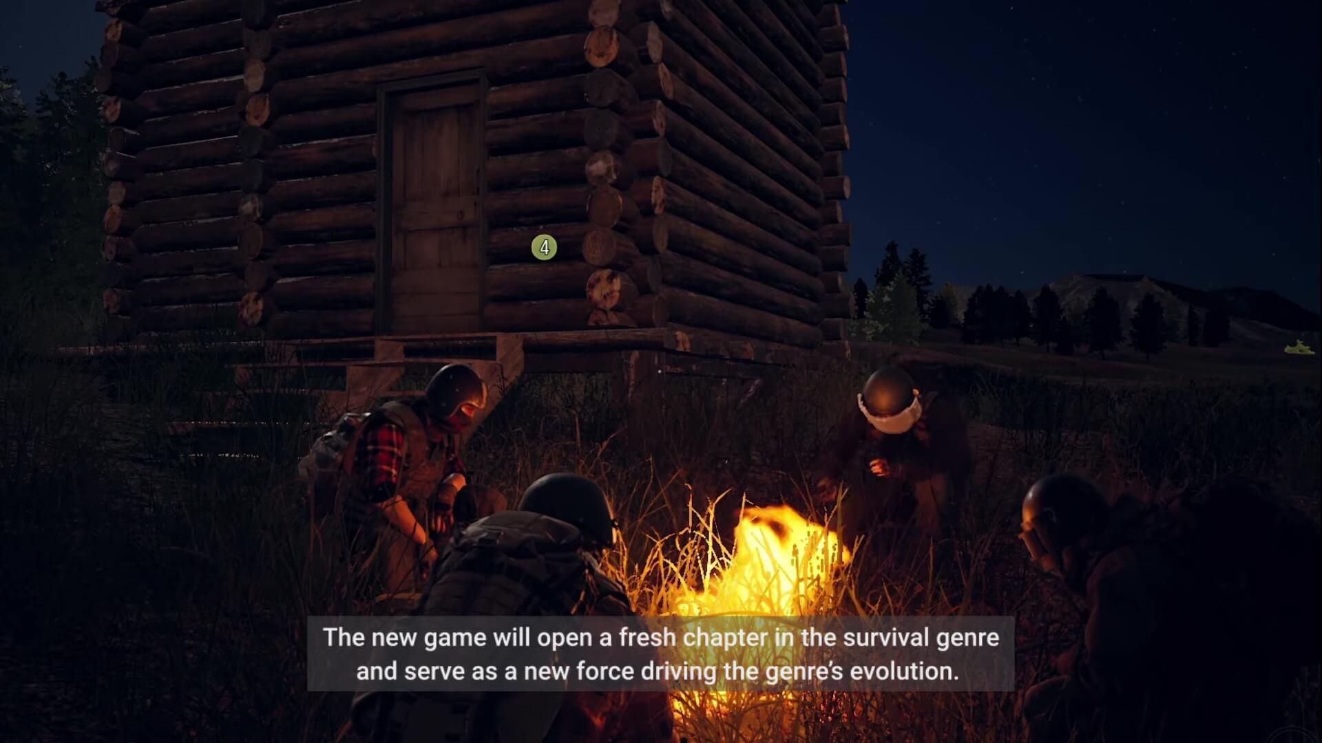 Pubg Cowboy Camp