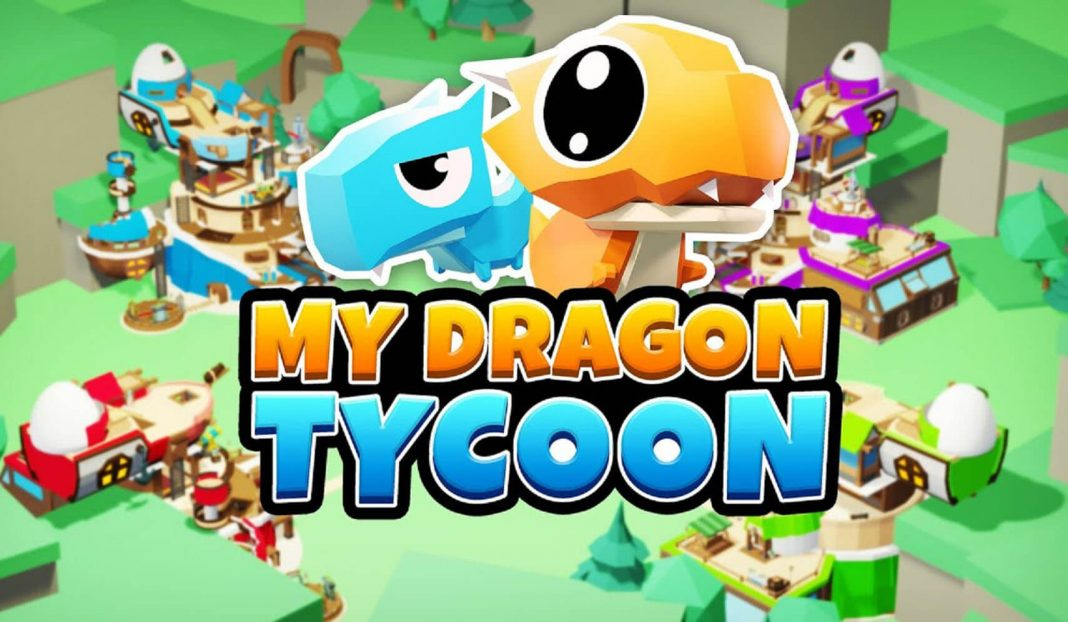 Roblox My Dragon Cartoon Promo Codes