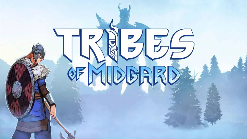 Tribes of Midgard launched