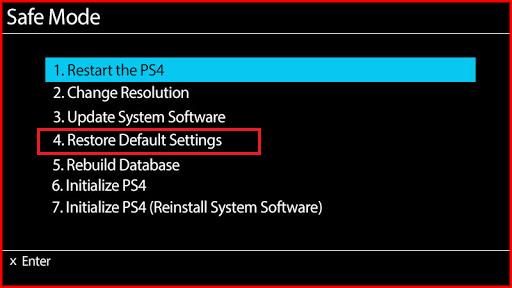 fix PS4 Error Code SU-30746-0
