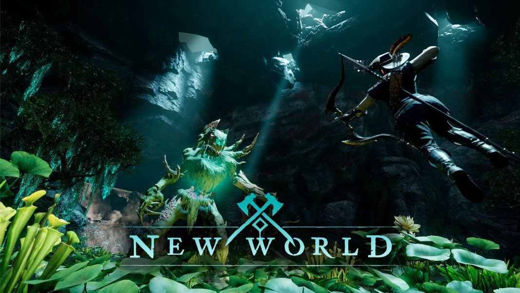 What is the max level cap in New World
