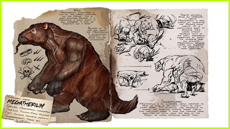 Megatherium Ark Survived Evolved
